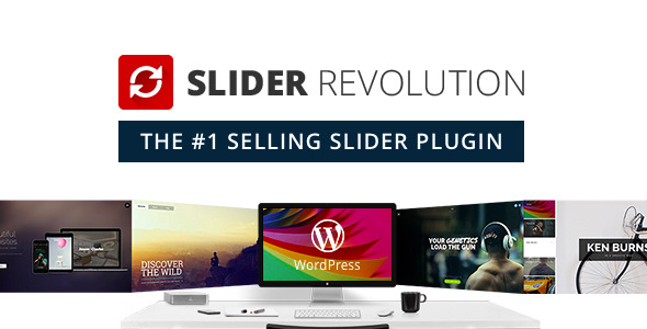 Slider Revolution Responsive WordPress Plugin Nulled