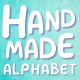 Hand Made Alphabet Opener - VideoHive Item for Sale