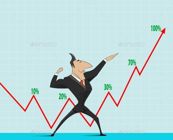 Business Growth Concept - Concepts Business