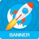 Banner Web Hosting - GraphicRiver Item for Sale