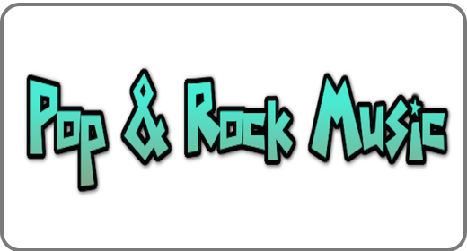 Pop & Rock Music Collection