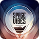 Space Vibes Flyer - GraphicRiver Item for Sale