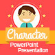 Vector Character PowerPoint Presentation - GraphicRiver Item for Sale