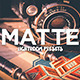 20 Matte Lightroom Presets - GraphicRiver Item for Sale