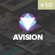 Avision - MultiPurpose HTML5 Template Nulled