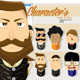 Character Avatar Men - GraphicRiver Item for Sale