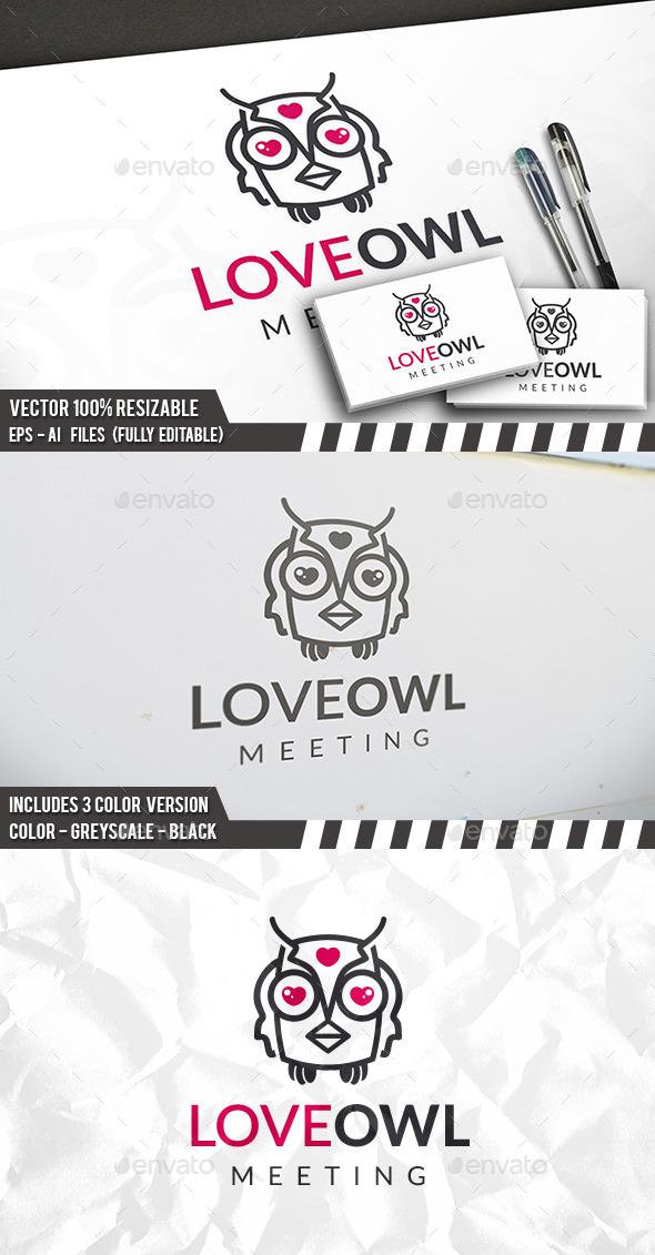 Owl Love Logo