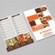 Clean Elegant Restaurant Flyer - GraphicRiver Item for Sale