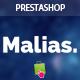 Malias - Responsive Prestashop Theme Nulled