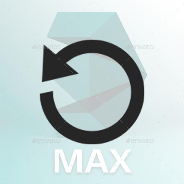 3dsMax Pivot Reset  - 3DOcean Item for Sale