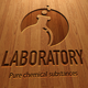 Laboratory Logo - GraphicRiver Item for Sale