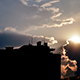 City Buildings and Sunset Timelapse - VideoHive Item for Sale