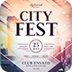 City Fest Flyer - GraphicRiver Item for Sale