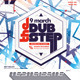 Retro Dubstep 2 Poster - GraphicRiver Item for Sale