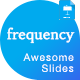frequency // 100 Keynote Slides BLUE - GraphicRiver Item for Sale