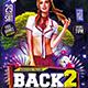 Flyer Back 2 School Konnekt - GraphicRiver Item for Sale