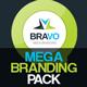 Bravo_Business Mega Branding Pack - GraphicRiver Item for Sale