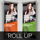 Photography Fashion Roll Up Banner Signage - GraphicRiver Item for Sale