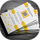 Honeycomb Business Card - GraphicRiver Item for Sale