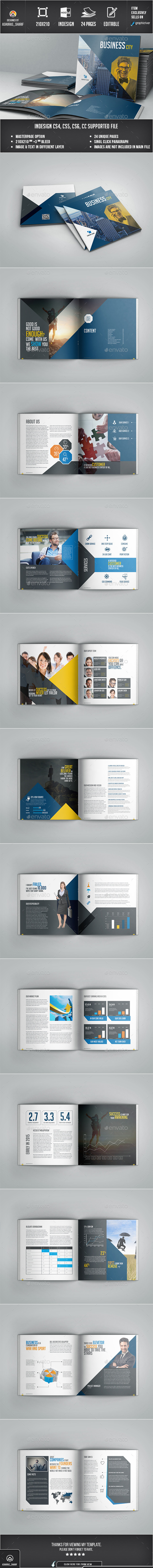 Brochure - Corporate Brochures