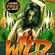 Wild Party Flyer Template - GraphicRiver Item for Sale