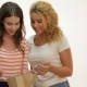 Girlfriends Shopaholics Look In The Package - VideoHive Item for Sale