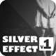 Silver surfer Photo Effect Set v1 - GraphicRiver Item for Sale