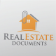Real Estate Documents Logo - GraphicRiver Item for Sale