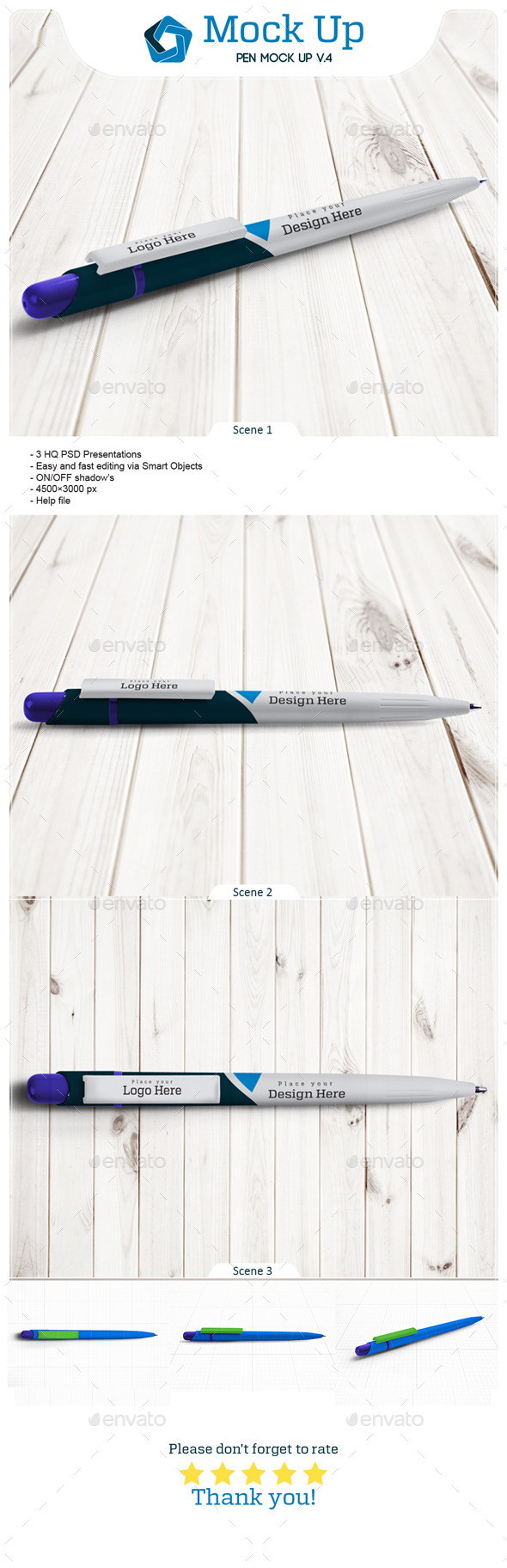 Pen Mock Up V.4