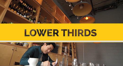 GFX - Lower Thirds GFX