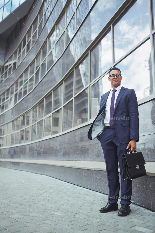 Business agent - Stock Photo - Images