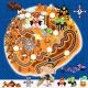 Halloween Game Assets Map