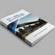 Bi-fold Modern Corporate Brochure - GraphicRiver Item for Sale