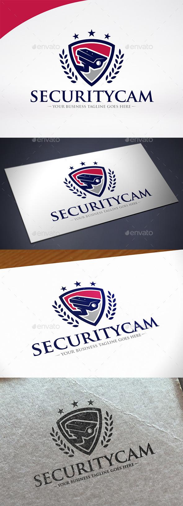 Security Camera Logo