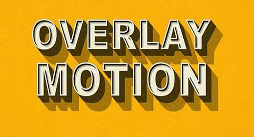 Overlay Motion