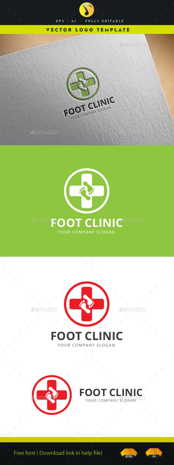 Foot Clinic Logo