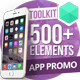 Download The Ultimate App Promo - Motion Toolkit from VideHive