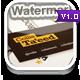 smartWatermark - php watermark script