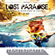 Lost Paradise Summer Flyer/Poster - GraphicRiver Item for Sale