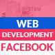 Web Development Facebook Cover - GraphicRiver Item for Sale