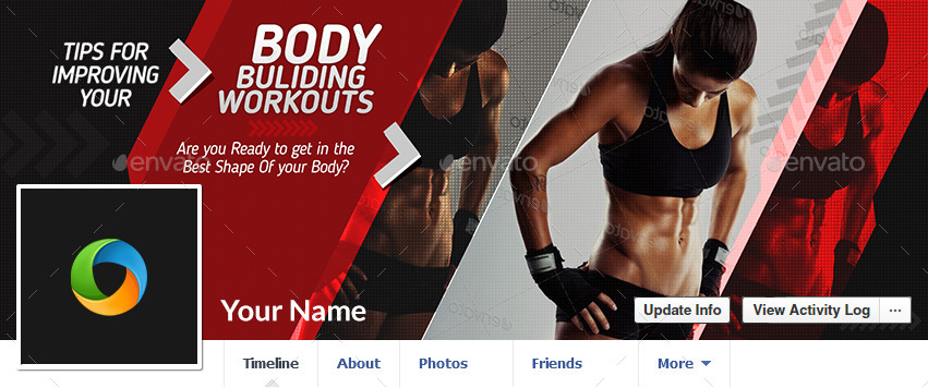 3f148612e8f57 ... Facebook Timeline Covers Social Media. APT-839-Fitness FB  Covers Preview Image Set FB Source1.jpg ...