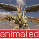 Garuda dragon - 3DOcean Item for Sale