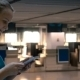 Woman With Tablet By Airport Check-In Counters - VideoHive Item for Sale