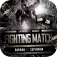 Fighting Match Flyer Template - GraphicRiver Item for Sale