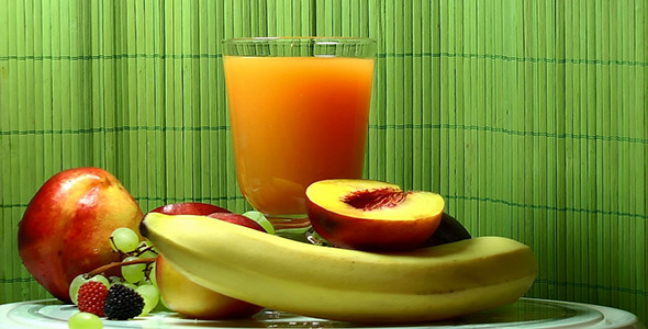 Fruit Juice and Fruits