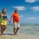 Happy Senior Couple On Summer Vacation - VideoHive Item for Sale