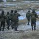 Soldiers Walking - Backside - VideoHive Item for Sale