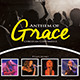 Anthem of Grace Church Flyer - GraphicRiver Item for Sale