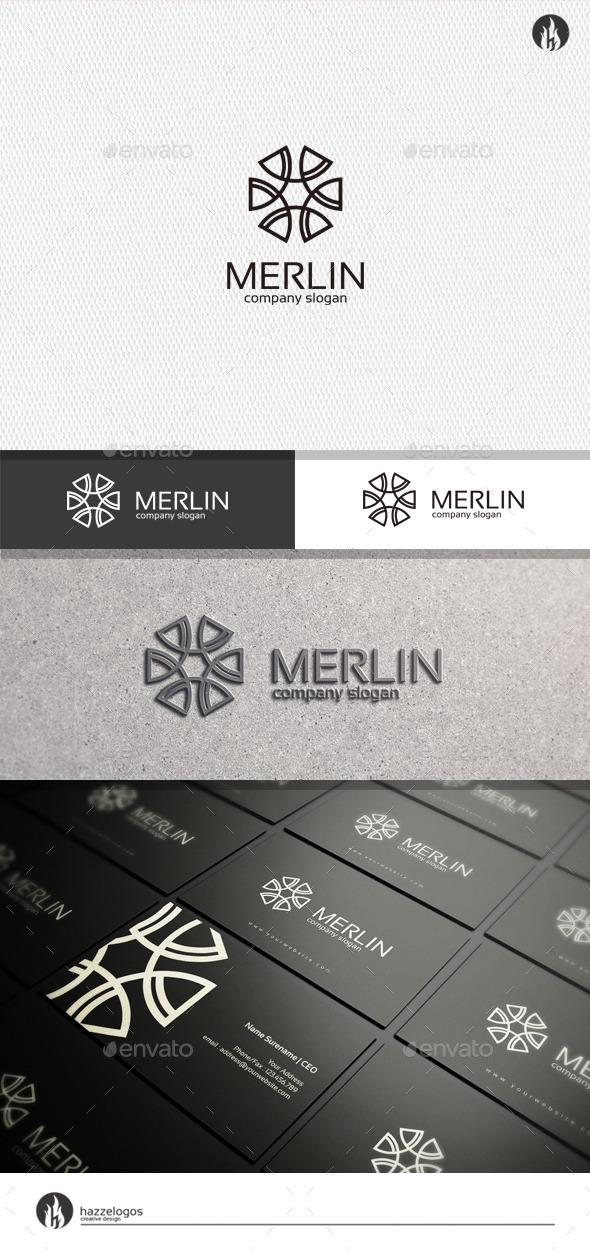 Merlin Logo - Crests Logo Templates