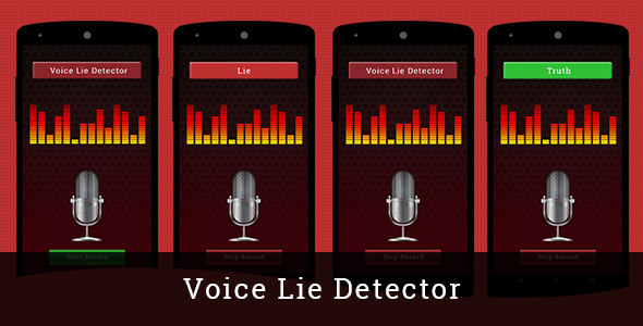 Voice Lie Detector Prank  - CodeCanyon Item for Sale